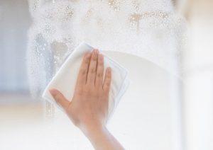 窓ガラスと窓枠の技術でハウスクリーニング楽にする!