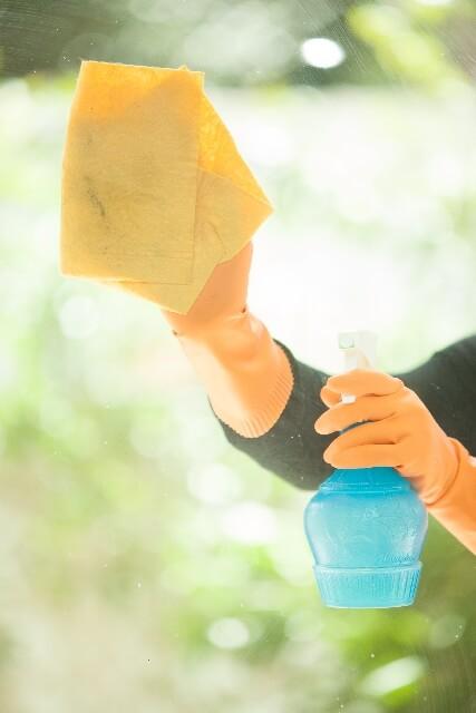 ハウスクリーニングプロの使う洗剤