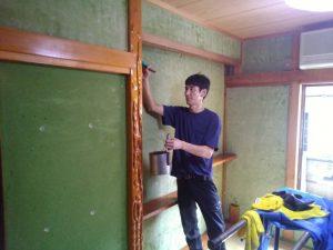 大阪府で洗い屋(白木灰汁洗い)をしながら。【PCなしの初心者】でも努力は裏切らない集客を学びました。